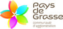 logo pays de grasse - Association Montjoye
