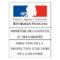 logo minstere justice francais - Association Montjoye